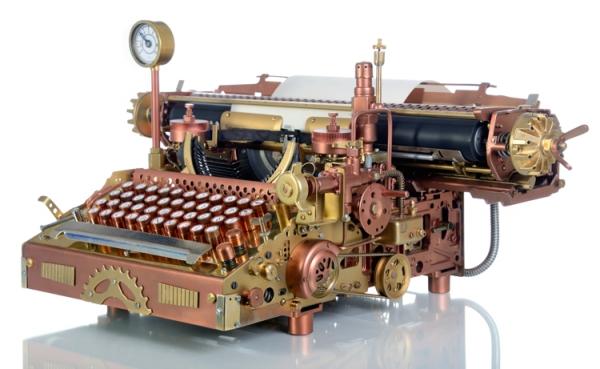 Думай! Выпуск №035: Пишущая машинка Киллиана