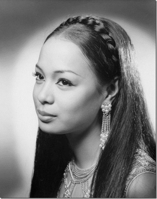 Мисс Вселенная 1969 г. Gloria Diaz